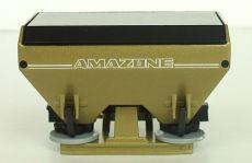 2050 Amazone ZA-M 1500 mit Aufsatz S 500 in gold    Siku