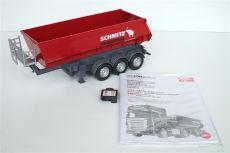 6727 Kippsattelauflieger Schmitz Cargobull