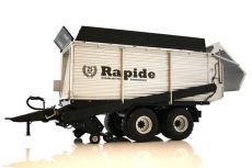 4016 Schuitemaker Rapide 125 black silber