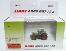 56020 Claas Ares 657 ATZ  in 1:87