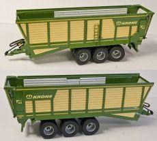 60146  Krone TX560 D Häckseltransportwagen