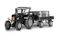 3459 Lanz Bulldog + Anhänger   BLACKline Edition