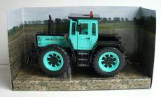 3477 MB trac 1300 Intercooler in blaugrau mit Pflegereifen