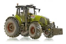 77305 Claas Axion 850 verdreckt  Sonderedition zur Eurotier 2014
