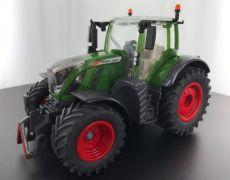3285 Fendt 722 Vario  Traktorado 2017