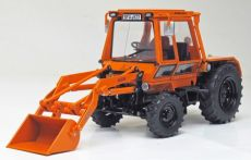 1109 Deutz Intrac 2003 A (mit Frontlader in kommunal orange 1974 - 1978)
