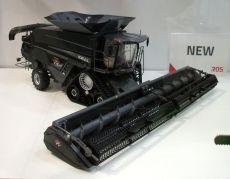 95109 Massey Ferguson Ideal 9T mit 2 Schneidwerken