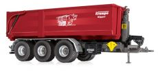 77826 Krampe Hakenlift THL 30 L mit Abrollcontainer Big Body 750