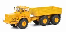 7708 Kirovets K 700 mit Mulde  6WD