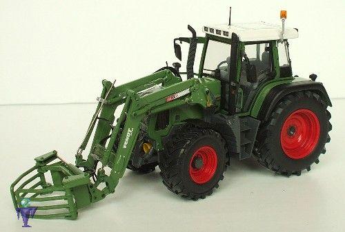 Uh farmer serie 1:32 2804 endt 415 vario frontlader ballenzange