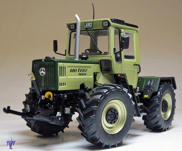 weise toys farmer serie 1 32 1043 mb trac 1000 agr. Black Bedroom Furniture Sets. Home Design Ideas