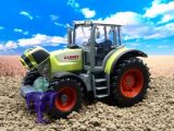 2223 Claas Ares 836 RZ