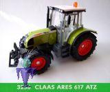 3256 Claas Ares 697 ATZ 1.