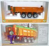 60203 Dangreville BB624 3 Achs Muldenkipper