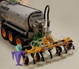 60205 / 60131 Joskin Fass Cargo 24.000L TRM + Injektor Terraflex