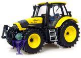 6066 Deutz Agrotron  TTV 1130 in Rapsgelb