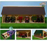 610224 Garage mit 3x 2 Standplätze in 1:32