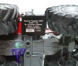 2942 MF Massey Ferguson 8680 mit Trellborgreifen