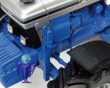 2882 Ford 7810 mit Allrad Jubiläums Edition in silber