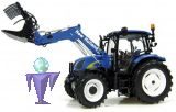 2943 New Holland T6020 + Frontlader  Version 2011