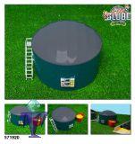 571920 Biogas Anlage, Silo