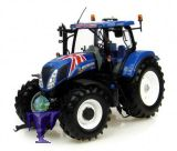 4045 UH New Holland T7.210 mit UK Flagge