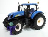 30126 New Holland T7070 2. Edition black Chassi
