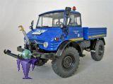 2005 Unimog 406 (U84) Technisches Hilfswerk THW