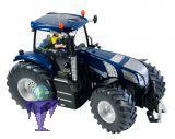 3273 New Holland T8.390 Blue Power  Meilensteine    Siku Traktor