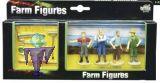 571931 Bauernfamilie mit Zubehör in 1:32  Set 2