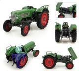4049 Fendt Farmer 2  Traktor UH Fendt Edition