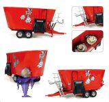 4072 Peecon Biga Maxi Twin Eco  Futtermischwagen