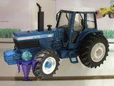 42841 Ford TW 30    Traktor