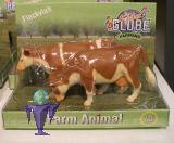 571970 Kühe Fleckvieh 2x stehend