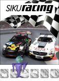 6810 GT Challenge Siku Racing StarterSet