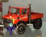 7726 Mercedes Benz Unimog 1600  in rot