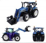 4232 New Holland T6.140 mit 740TL Frontlader