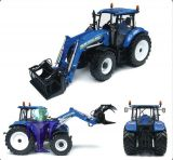 4274 New Holland T5.115 mit Frontlader