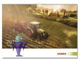 1115 Claas Modellkalender 2015 mit 12 Bildern