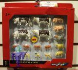 43096 Farm Tierset Rinder , Schweine, Schafe