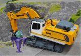 6740 Liebherr R 980 SME Raupenbagger  - Siku Control