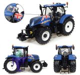 4901 New Holland T7.225 Union Jack UK Flagge