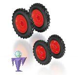 77395 Rädersatz Pflegereifen für Claas Arion 400 er Baureihe