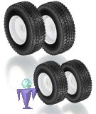 77396 Rädersatz Kommunalbereifung für Valtra T Serie
