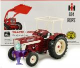 Rep161 International IH 624 2WD - ROPS  mit Sicherheitsrahmen
