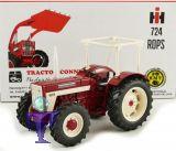Rep162 International IH 724 4WD - ROPS   mit Sicherheitsrahmen