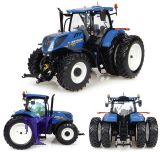 4962 New Holland T7.225 Doppelreifen  US Version