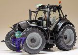 2037 DEUTZ-FAHR Agrotron 6190 TTV  black WARRIOR