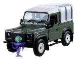 42732 Land Rover Defender 90 mit Verdeck in grün