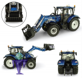 5320 New Holland T6.175 Blue Power mit Frontlader